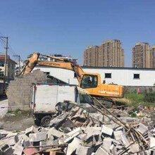 河東區廠房拆遷施工圖片