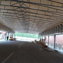 武汉电动车棚施工方法图片