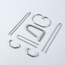 上海線型異形簧生產廠家圖片