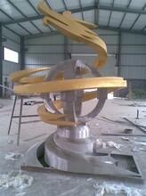 淮安不锈钢抽象雕塑订制价格图片