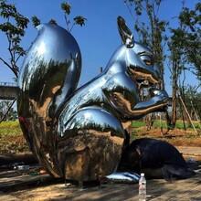 呼伦贝尔不锈钢校园雕塑定做服务图片