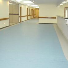 昆明PVC地板施工圖片