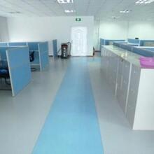 貴陽PVC地板施工圖片