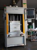 新型材料伺服液压真空热压成型机、伺服热压成型机