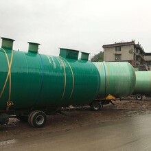 赤峰玻璃鋼污水處理設備批發圖片