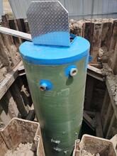 平凉玻璃钢一体化泵站厂家图片