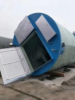 宿遷玻璃鋼一體化泵站價格