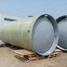 漢中玻璃鋼一體化泵站廠家報價圖片