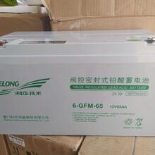 原装KELONG科华蓄电池6-GFM-65/12V6H免维护铅酸电源后备专用
