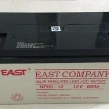 易事特蓄电池12V65ah铅酸蓄电池NP65-12直流屏/UPSEPS配电柜专用