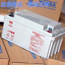 YUASA汤浅蓄电池NP65-12汤浅12V6H直流屏UPS机房储能应急电池