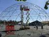 大型鋼骨架球幕影院主題展地產開盤商場開業人氣暖場互動道具