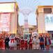 秦皇島球幕影院蜂巢迷宮大型埃菲爾鐵塔發光許愿樹出租出售