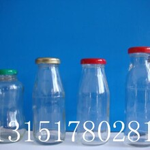 玻璃飲料瓶裝飲料玻璃瓶圖片