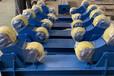 天津焊接滾輪架廠家5噸10噸20噸滾輪架價格
