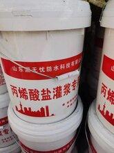 威海丙烯酸盐堵漏材料多少钱图片