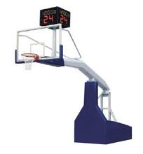 豪華電動液壓籃球架