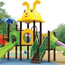 兒童室外城堡滑梯組合