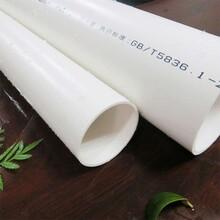 云陽縣PVC排水管銷售圖片