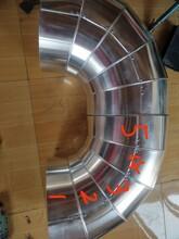 鐵嶺管道保溫外護直管加工圖片
