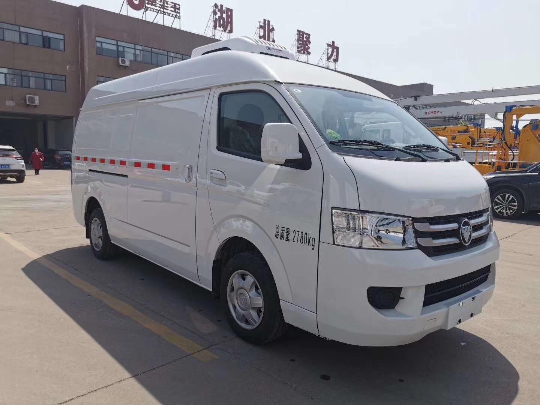 福田G7面包冷藏车厂家直销报价
