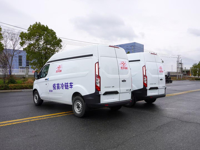 湖北虹宇冷藏车厂家出售各类型冷冻车
