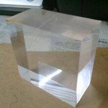 東莞高清透明克力板有機玻璃板切割塑料板10mm20mm來圖定制加工