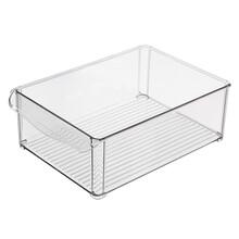 新款上市冰箱收納廚房食品水果蔬菜零食塑料居家保鮮收納儲物盒子