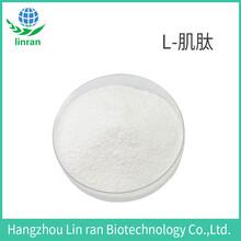 左旋肌肽L-肌肽98%肌肽化妝品美容原料質量保證