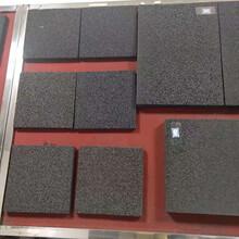 发泡陶瓷保温板无机陶瓷保温材料新型防火隔离带厂家直销图片