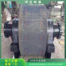 河南新密樹德定做陶瓷滾筒不銹鋼碳鋼滾筒歡迎您選購圖片