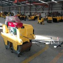 震動壓路機振動大單輪柴油壓實壓土機小型壓路機