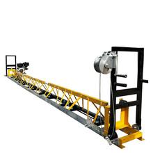 生產框架整平機加厚冷軋鋼板混凝土振動梁