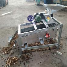 山茶籽剝殼機油茶果脫皮機全自動山茶籽剝殼機剝殼機廠家圖片