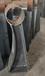 青島鋼板焊接護欄支架價格