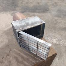 鹽城鋼板焊接矩型泄水管工廠圖片