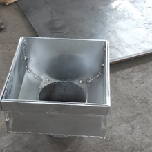 哈爾濱鋼板焊接雨水斗商家圖片