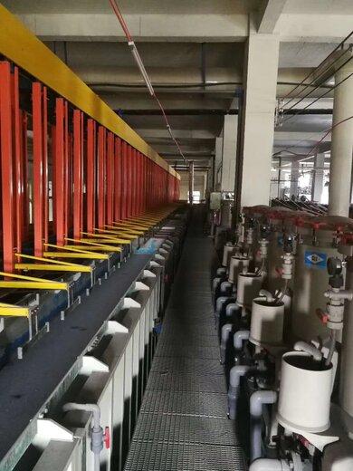 湛江垂直升降線電鍍設備