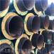 長治預制聚氨酯保溫管,鋼套鋼保溫