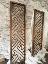 金屬不銹鋼鋁銅屏風/隔斷玄關景觀連廊