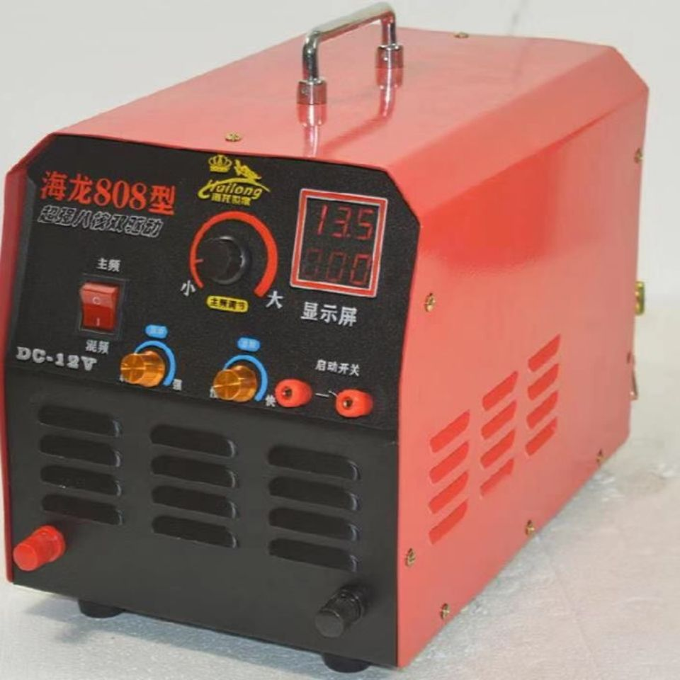 海龙12v升压器