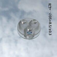 耐温耐压硼硅玻璃LED模组透镜定制图片