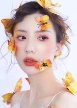 菏澤巨野好的化妝學校推薦菏澤時尚魅影化妝學?;瘖y師培訓