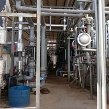 出售二手日處理150立方含氨廢氣氨回收系統設備