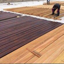 深圳菠萝格木地板供应商图片