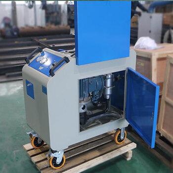 国海箱式滤油机LYC-32C箱式移动滤油机小流量移式滤油车