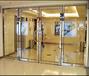 江西省贛州市乙級25mm納米水晶硅防火玻璃門防火窗廠家價格