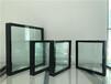 廣西南寧市35mm水晶硅隔熱防火玻璃門廠家