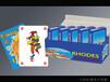 銀川賀蘭山撲克定做訂撲克制作廣告撲克麒麟撲克廠家價格優惠