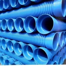 高抗沖PVC-M增強雙壁波紋管